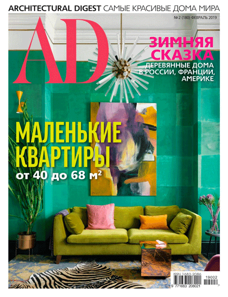 AD, февраль 2019